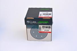 Festool  Granat Schuurschijven STF D90/6 P120 GR/100 497367
