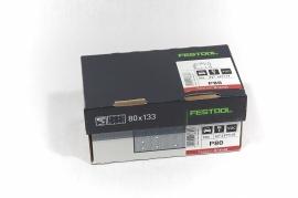 Festool Schuurstroken STF 80x133 P80 GR50 497119