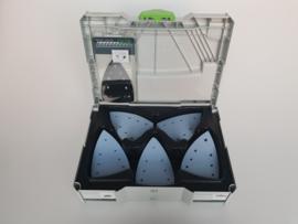 AKTIE SET Festool Granat schuurpapier DTS/DS400 insystainer + Zool