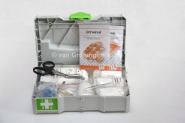 Festool mini systainer verbanddoos EHBO set