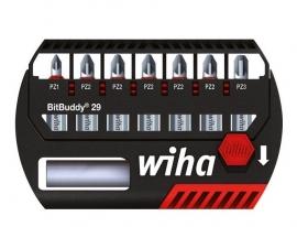 Wiha BitBuddy 29, Pozidriv, 8-delig 37318