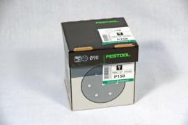 Festool schuurschijven STF D90/6 P150 BR2/25 497384