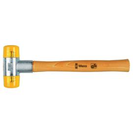 Wera 100 Kunststof Hamer met Celidor kop 2 x 22 mm  0500005001