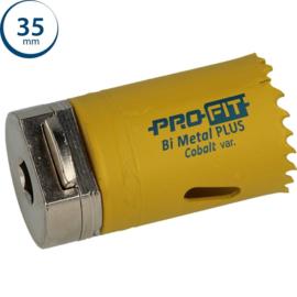 ProFit HSS Bi-metaal Plus gatzaag 35 mm 09041035