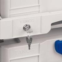 Tanos Geïntegreerd slot voor lade SYS-AZ  80101665
