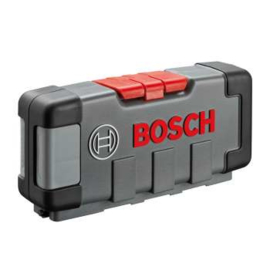 "BOSCH TOUGH BOX 6"" (LEEG) - BOSCH 2607010909"