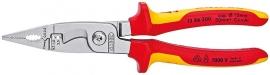 Knipex Elektro installatietangen 13 86 200