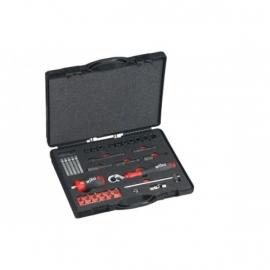 Wiha Complete kit dopsleutels en bits 32818