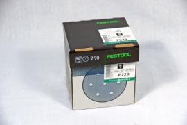 Festool schuurschijven STF D90/6 P220 BR2/25 497386