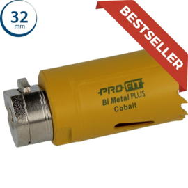 ProFit HSS Bi-metaal Plus gatzaag 32 mm 09041032