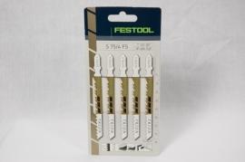 Festool Decoupeerzaagblad S 75/4 FS/5 486549