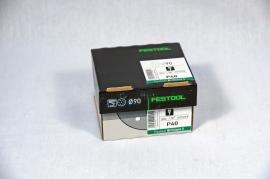 Festool schuurschijven  STF D90/6 P40 BR2/25 497379