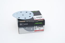 Festool Schuurschijven STF D125/90 P40 GR/50 497165
