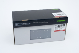 Festool Schuurstroken Granat STF 115X228 P150 GR/100 498948