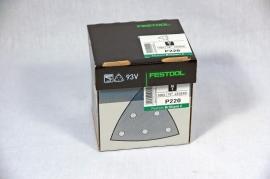 Festool schuurbladen STF V93/6 P240 BR2/25 492891