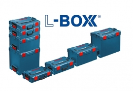 Bosch L-BOXX  Sortimo