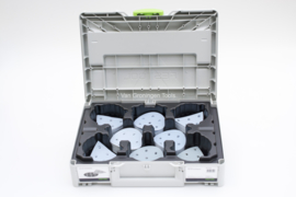ACTIE SET Festool granat schuurpapier RO90/93V in systainer