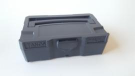 Tanos Micro systainer antraciet GRATIS  bij besteding van €250 op deze pagina