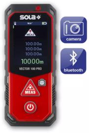 Sola 71023101 VECTOR 100 PRO Lasermeter
