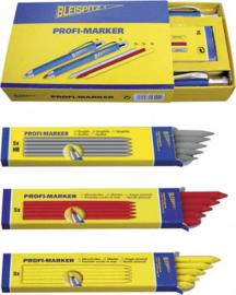 Bleispitz Markeerstift professionele set 0099