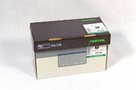 Festool Schuurstroken STF 93x178/8 P220 BR2/100 492918
