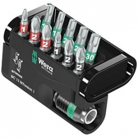 Wera Bit-Check 12 BiTorsion 1 05057420001