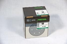 Festool schuurschijven  STF D90/6 P180 BR2/25 497385