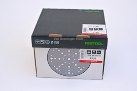 Festool Schuurschijf Granat STF D150/48 P100 GR/100 575163