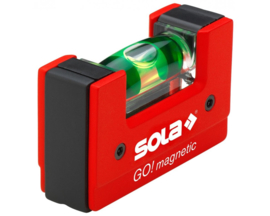 Sola GO!magnetic Compact waterpas 01621101