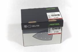 Festool Schuurbladen STF DELTA/7 P180 GR/100 497140