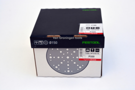Festool Schuurschijven STF D150/48 P320 GR/100 575170