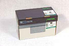 Festool Schuurstroken STF 93x178/8 P40 BR2/50 492911
