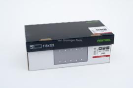 Festool Schuurstroken Granat STF 115X228 P80 GR/50 498946