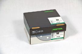 Festool schuurschijven STF D125/90 P60 BR2/25 492944