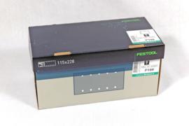 Festool schuurstroken STF 115x228 P100 BR2/100 492825