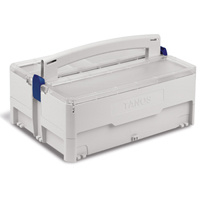 Tanos systainer Storage-Box 80101490 + 36 Bakjes