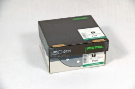 Festool schuurschijven STF D125/90 P40 BR2/25 493657