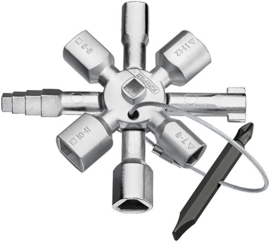 Knipex 001101 Twinkey Sleutelkastsleutel