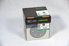 Festool schuurschijven  STF D90/6 P240 BR2/25 497387