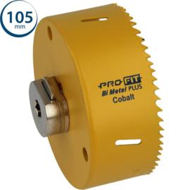ProFit HSS Bi-metaal Plus gatzaag 105 mm 09041105