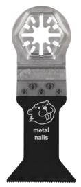 Coram QuickFit zaagblad 43x63mm Uni Bi-metaal 3 stuks QUB043003