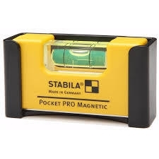 Stabila Pocket PRO Magnetic waterpas 17768