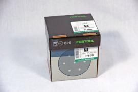Festool schuurschijven STF D90/6 P100 BR2/25 497382