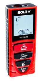 Sola VECTOR 40 Laserafstandsmeter 71020101