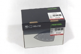 Festool Schuurbladen STF DELTA/7 P320 GR/100 497143