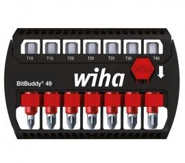Wiha BitBuddy 49, Pozidriv, 7-delig 37319