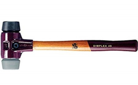Halder Simplex Hamer TPE-Mid/Rubber 3023030