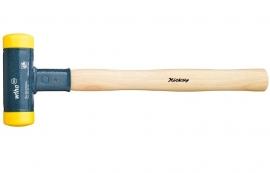 Wiha Terugslagloze kunststof hamer met hickorysteel 02095