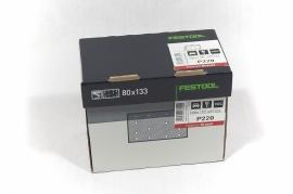 Festool Schuurstroken STF 80x133 P220 GR100 497123