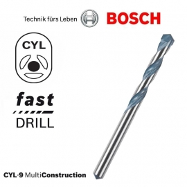 Bosch Universele boren CYL-9 Multi Construction 4mm 2608596050